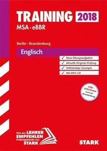 Training Mittlerer Schulabschluss Berlin/Brandenburg 2018 - Engl