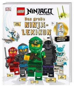 LEGO® NINJAGO® Das große Ninja-Lexikon