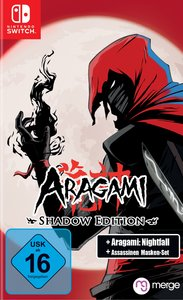 Aragami, 1 Nintendo Switch-Spiel (Shadow Edition)