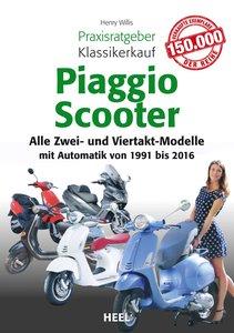 Praxisratgeber Klassikerkauf Piaggio Scooter