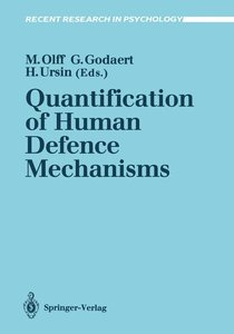 Quantification of Human Defence Mechanisms