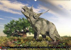 Dinosaurier. Urzeitliche Giganten (Wandkalender 2019 DIN A2 quer