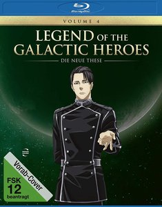 Legend of the Galactic Heroes: Die Neue These Vol. 4 BD