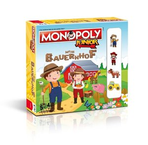 Monopoly Junior (Spiel), Mein Bauernhof