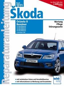 Skoda Octavia II Benziner, Modelljahr 2004