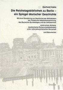 Die Reichstagsbibliothek zu Berlin