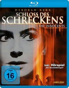 Schloss des Schreckens (Blu-ra
