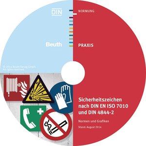 Sicherheitszeichen nach DIN EN ISO 7010 und DIN 4844-2