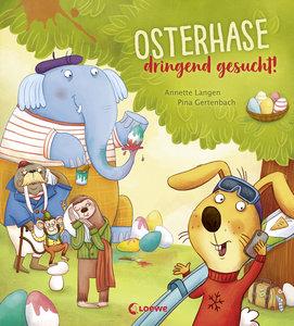 Osterhase dringend gesucht!