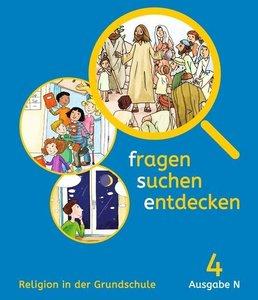 fragen-suchen-entdecken - 4. Schuljahr - Ausgabe N - Schülerbuch