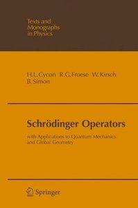 Schrödinger Operators