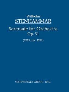 Serenade, Op. 31 (1919 Revision) - Sudy Score