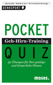 Pocket Quiz Geh-Hirn-Training