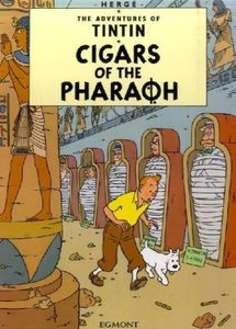 The Adventures of Tintin - The Cigars of the Pharaoh