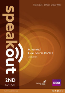 Speakout Advanced Flexi Coursebook 1 Pack
