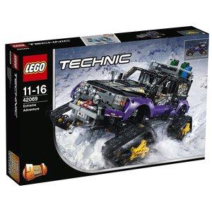 LEGO® Technic 42069 - Extremgeländefahrzeug, Extreme Adventure