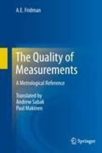The Quality of Measurements