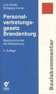 Seidel, L: Personalvertretungsgesetz Brandenburg