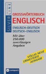 Großwörterbuch Englisch