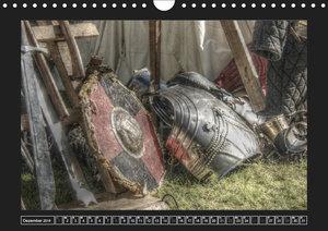 Das Aufleben des Mittelalters (Wandkalender 2019 DIN A4 quer)
