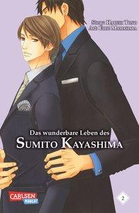 Das wunderbare Leben des Sumito Kayashima 02
