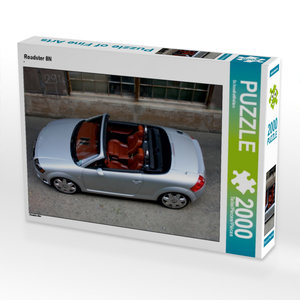Roadster 8N 2000 Teile Puzzle quer
