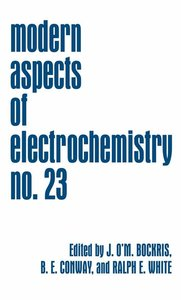 Modern Aspects of Electrochemistry 23