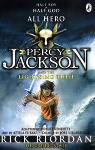 Percy Jackson and the Lightening Thief, The Graphic Novel. Vol.1