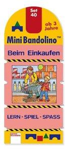 Mini-Bandolino Set 40. Beim Einkaufen