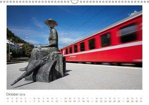 Berninabahn - fotografiert von Andreas Riedmiller