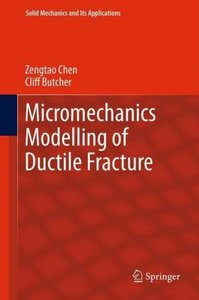 Micromechanics Modelling of Ductile Fracture