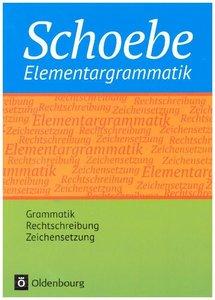 Schoebe® Elementargrammatik