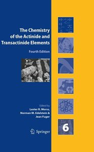 The Chemistry of the Actinide and Transactinide Elements 06