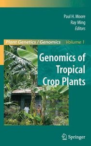 Genomics of Tropical Crop Plants