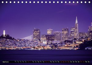 San Francisco Moments (Tischkalender 2019 DIN A5 quer)