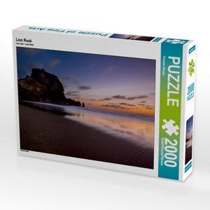 Lion Rock 2000 Teile Puzzle quer