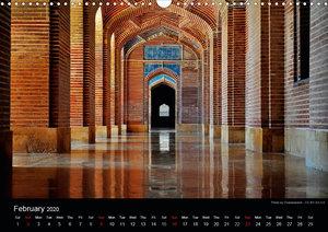 Monuments of Pakistan 2020 (Wall Calendar 2020 DIN A3 Landscape)