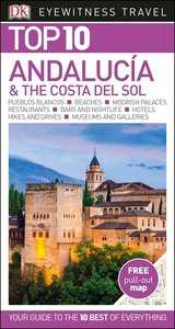 DK Eyewitness Top 10 Travel Guide Andalucia & the Costa del Sol