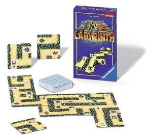 Labyrinth. Das Kartenspiel