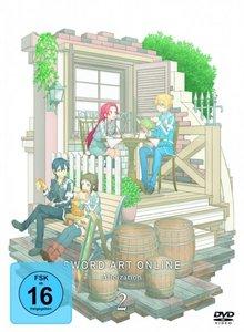 Sword Art Online - Alicization. Staffel.3.2, 2 DVD