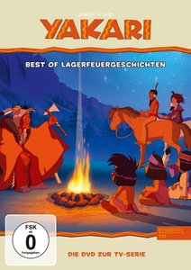 Yakari-Best of Lagerfeuergeschichten-DVD