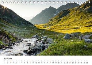Die Schweiz im Licht 2018 (Tischkalender 2018 DIN A5 quer)