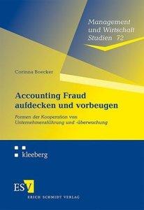 Accounting Fraud aufdecken und vorbeugen