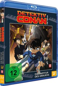 Detektiv Conan - 12. Film: Die Partitur des Grauens - Blu-ray