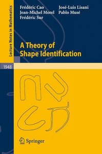 A Theory of Shape Identification
