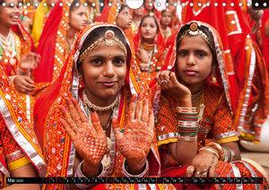 Rajasthan, Indien - Pushkar Mela