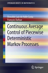 Continuous Average Control of Piecewise Deterministic Markov Pro