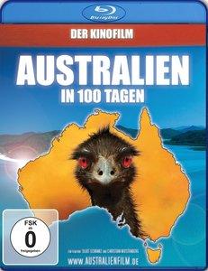 Australien in 100 Tagen: Der Kinofilm BD