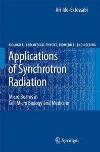 Applications of Synchrotron Radiation