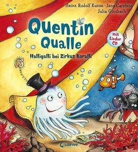 Quentin Qualle - Halligalli bei Zirkus Koralli